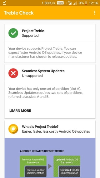Project Treble for OnePlus 5 and 5T