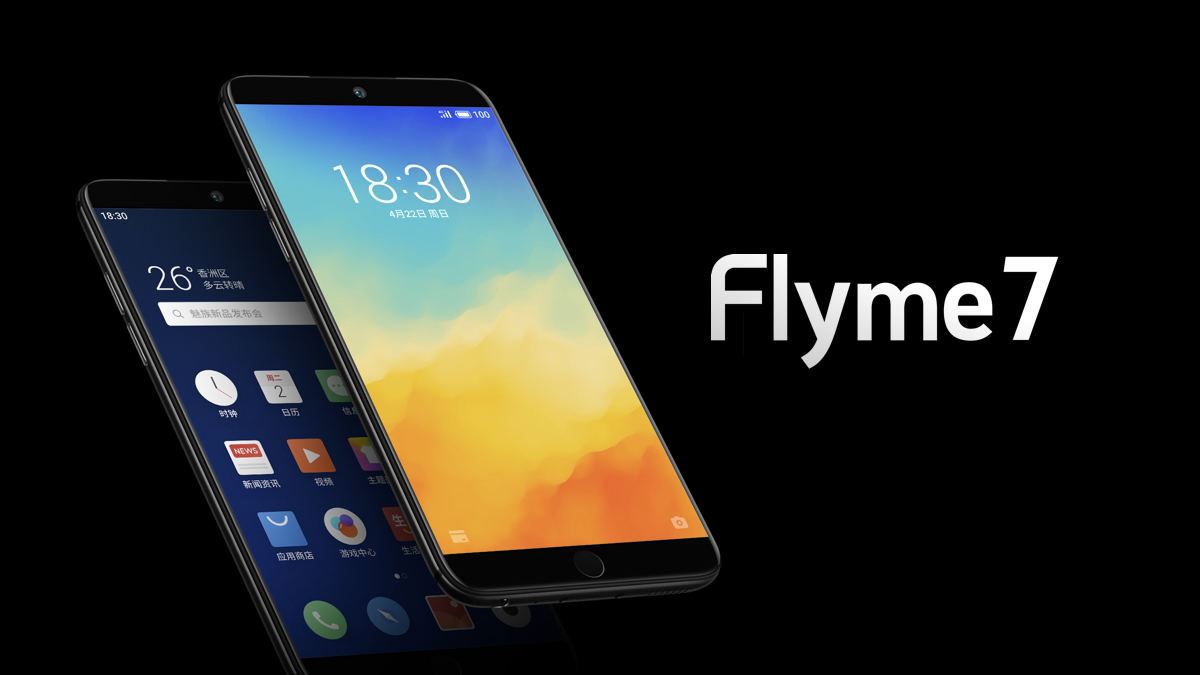 Download Flyme 7 Launcher, Stock Wallpapers, and Apps (Flyme 7 stock