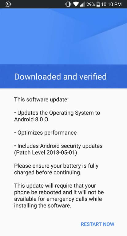 Download LG G6 Android 8 0 Oreo H87020A KDZ for Europe Open