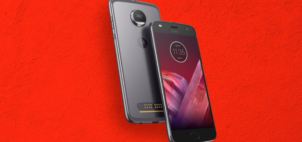 Download and install Android 8.0 Oreo for Moto Z2 Play