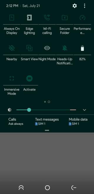 Disable heads up notification Screenshots (3)
