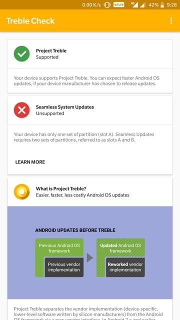 Project Treble support for OnePlus 5 and OnePlus 5T