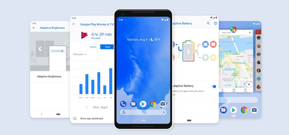 Download and Install Official Android 9.0 Pie GSI Generic System Image