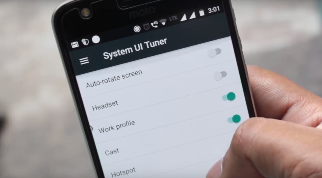 How to Enable System UI Tuner Settings on any Android Device
