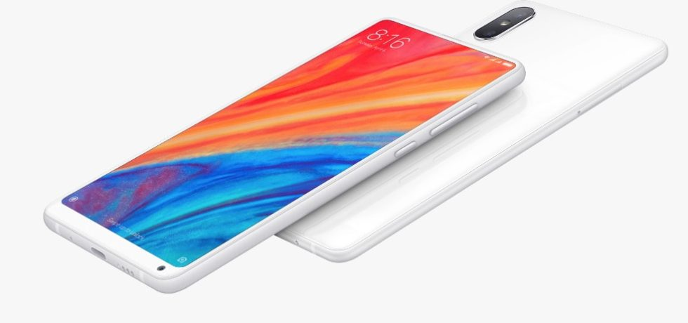Xiaomi MIUI 10 ROM based on Android 9 Pie for Mi Mix 2S