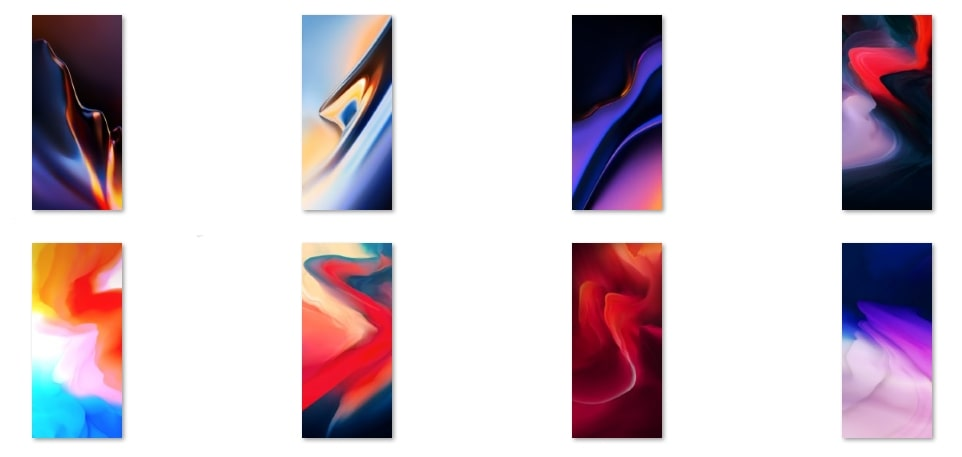 Download OnePlus 6T Wallpapers Stock and Live