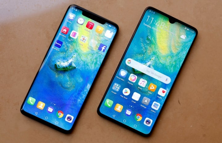 Download Huawei Mate 20 Pro And Mate 20 X Wallpapers And Ringtones