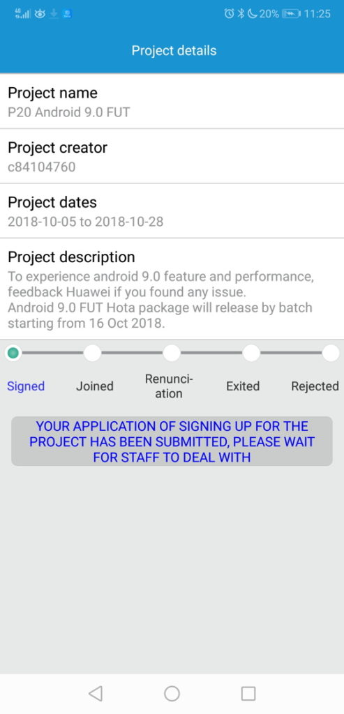 Huawei opens EMUI 9 Beta slots for Huawei P20 and P20 Pro Android