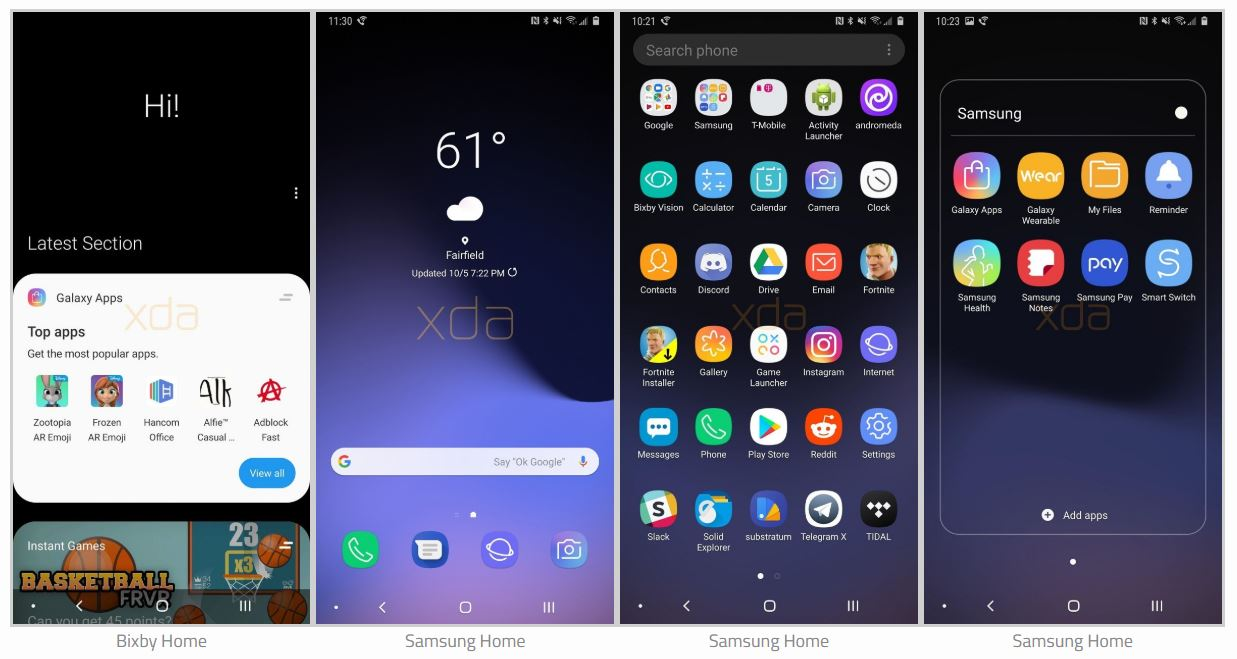 Download Android 9 0 Pie One UI Beta for Snapdragon Galaxy