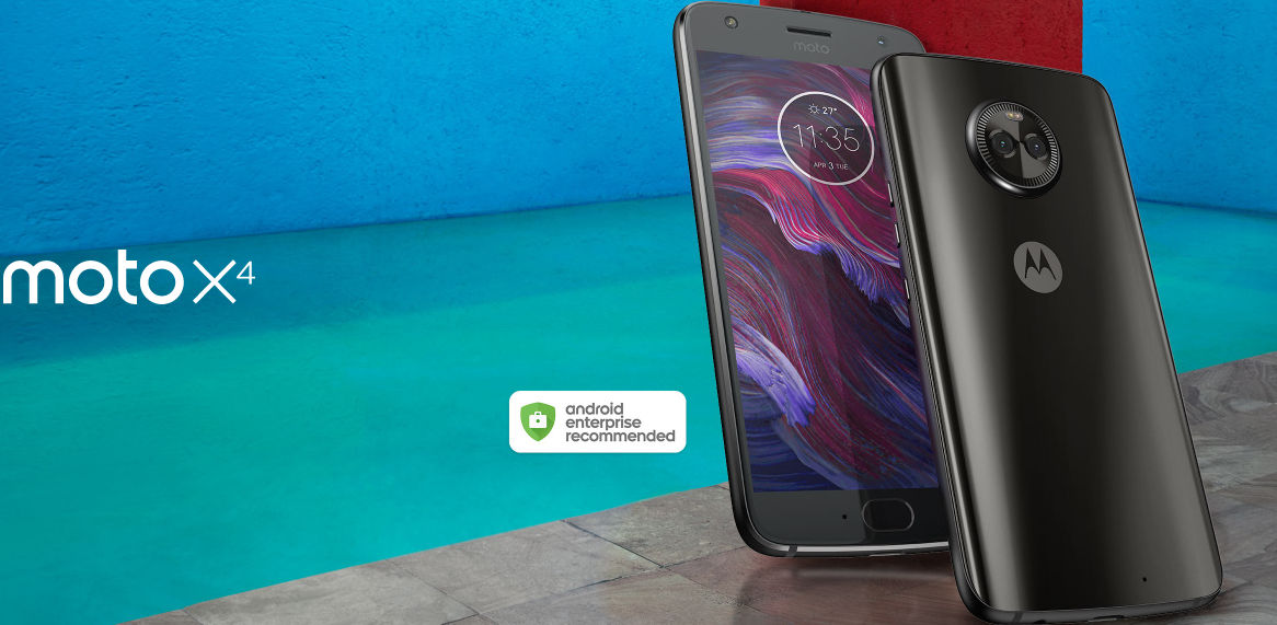 Download] Moto X4 receives official Android 9 0 Pie OTA