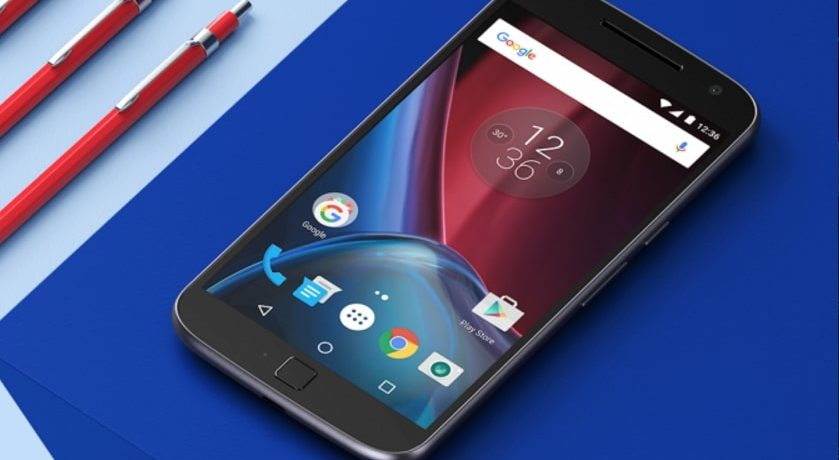 Download Moto G4 and G4 Plus Android 8.1 Oreo OTA Update