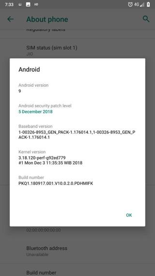 Download Xiaomi Mi A1 Android 9 0 Pie Beta OTA Update