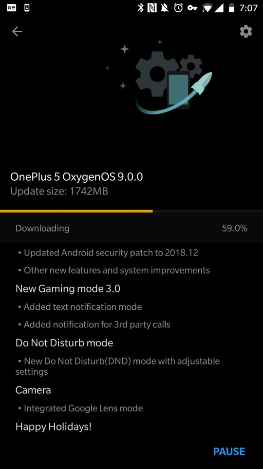 Download Oxygen OS 9.0.2 HotFix for OnePlus 5 and 5T