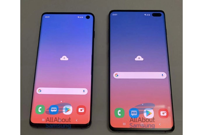 Download Samsung Galaxy S6 Wallpaper Leaked: Download Samsung Galaxy S10 And S10 Plus Wallpapers