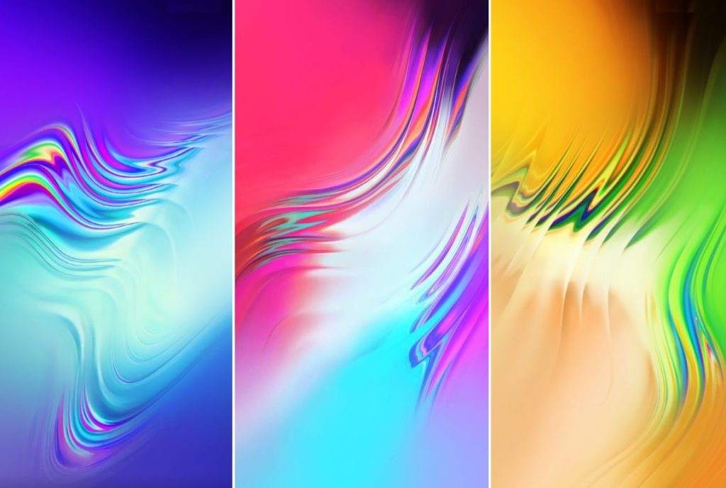 Samsung Galaxy S10 5G stock wallpapers are now available ...