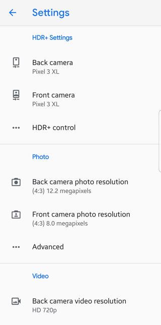 Download Latest Google Camera v6 2 Mod from Pixel 3 port for