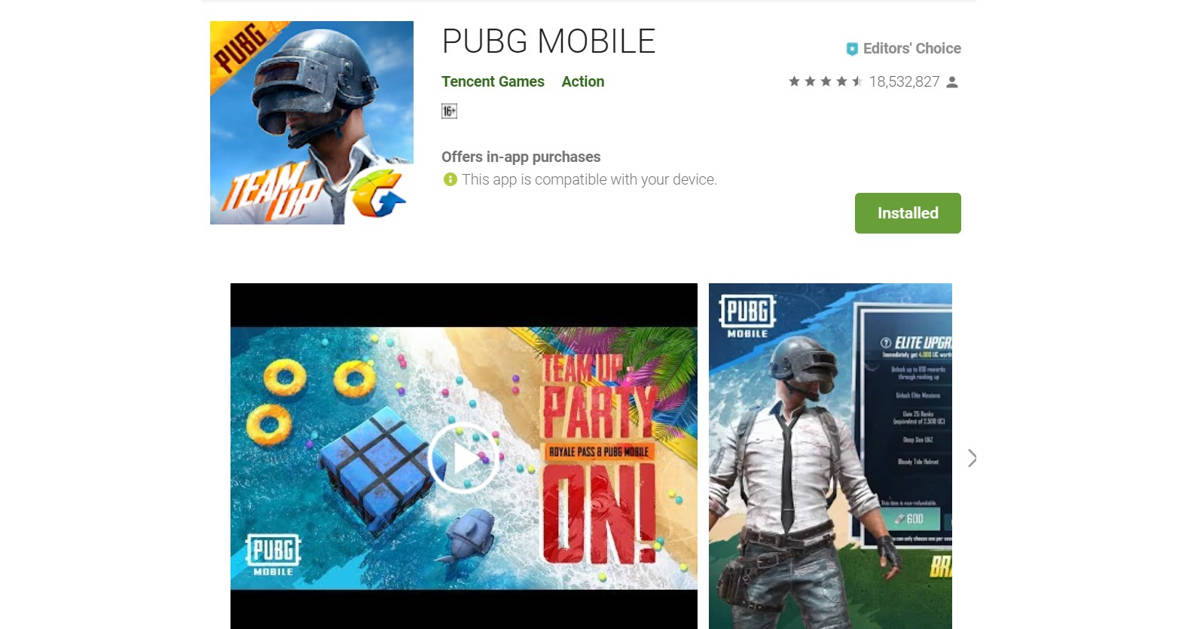 Download latest PUBG Mobile 0.14 Stable APK -