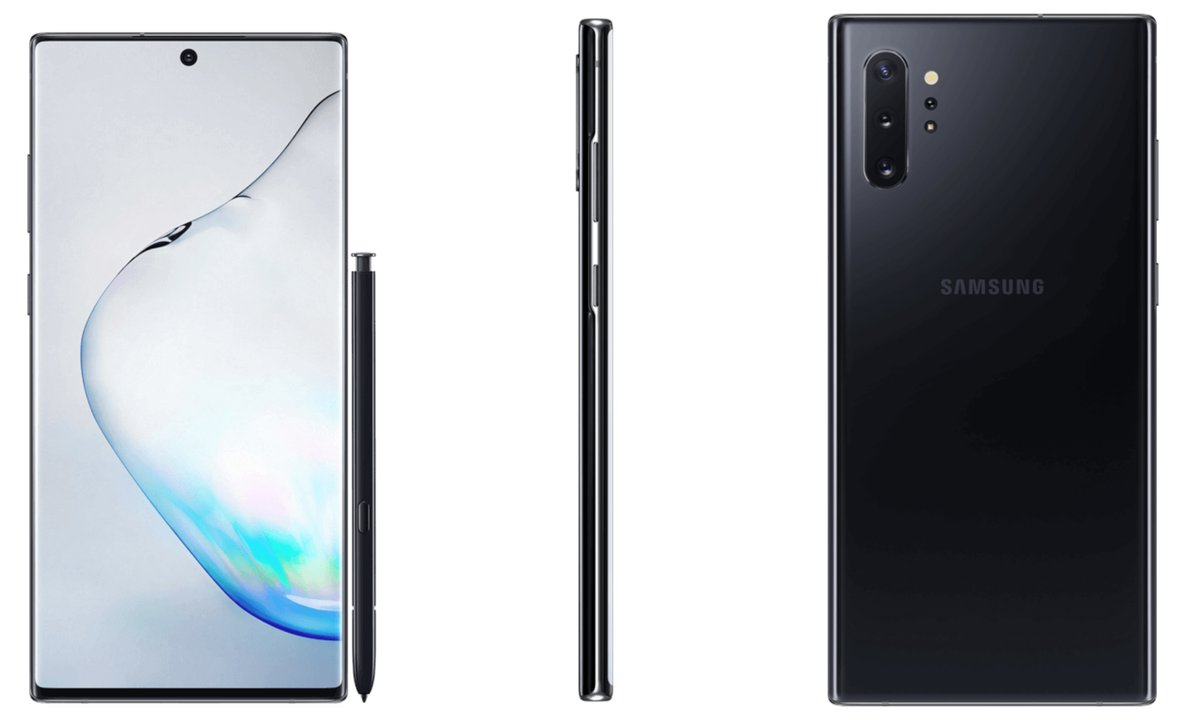 Download Samsung Galaxy Note 10 Stock And Live Wallpapers Official