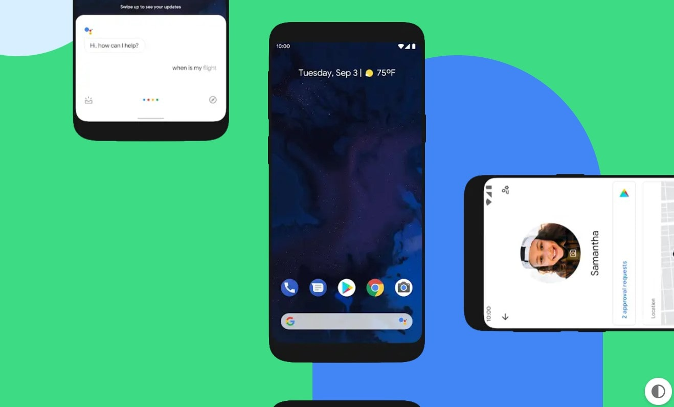 Android 10 Wallpaper: Download Android 10 Stock Wallpapers And Ringtones From