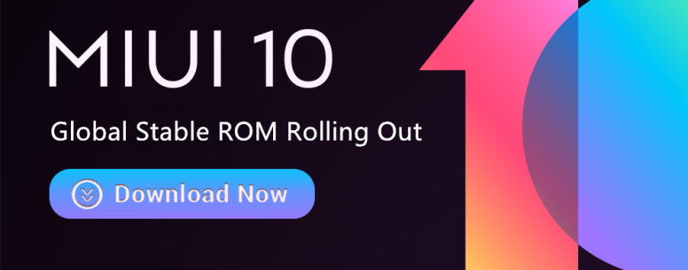 Download MIUI 10 OTA Update for Xiaomi Redmi K20, K20 Pro