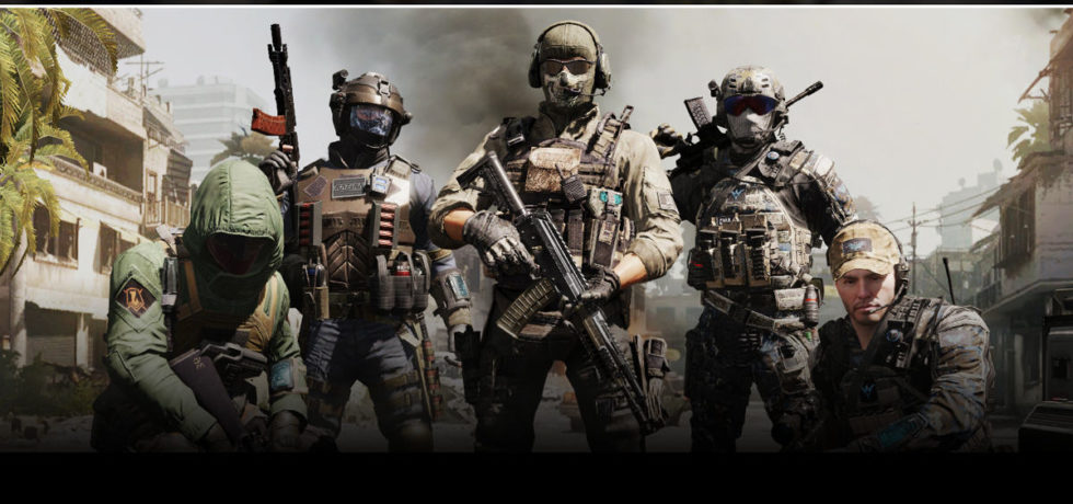 Latest Call of Duty Mobile APK download from official global release