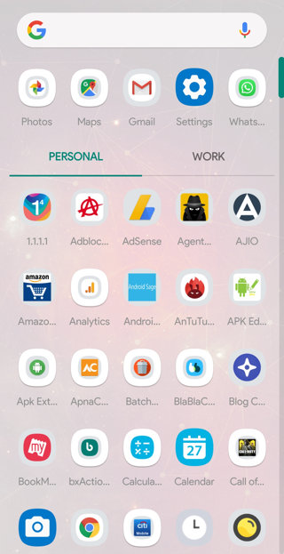 Download Android 10 Launcher APK