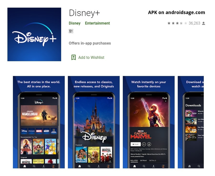 download latest Disney APK for all Android phones tablets TVs and smart boxes min - Checkout 51: Grocery coupons three eight APK Download