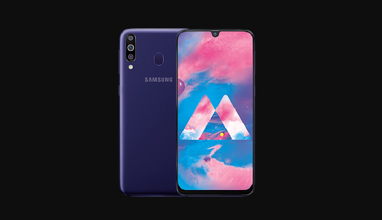 Download and install android 10 for Galaxy M30 and M20