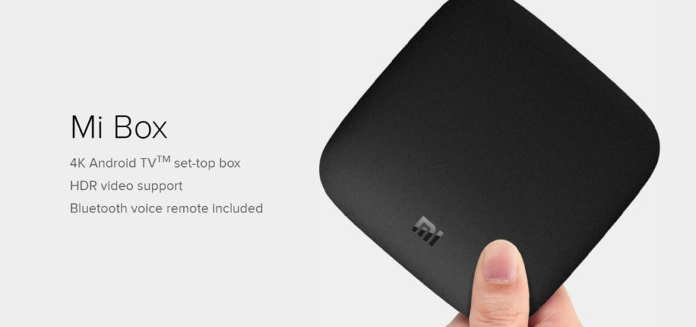 Android 9 Pie for Xiaomi Mi Box 3