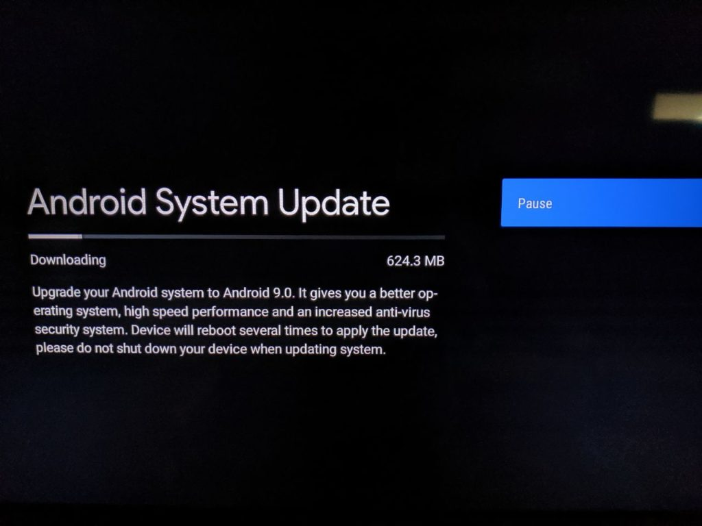 Stable Android 10 for Xiaomi Mi Box S ota downloads