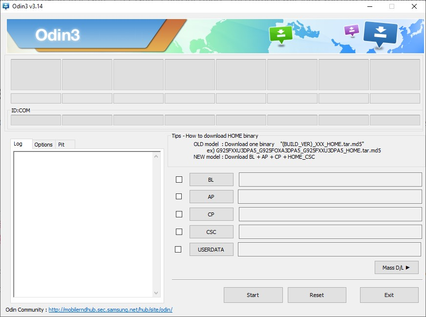 download latest Odin3 v3.14 2020