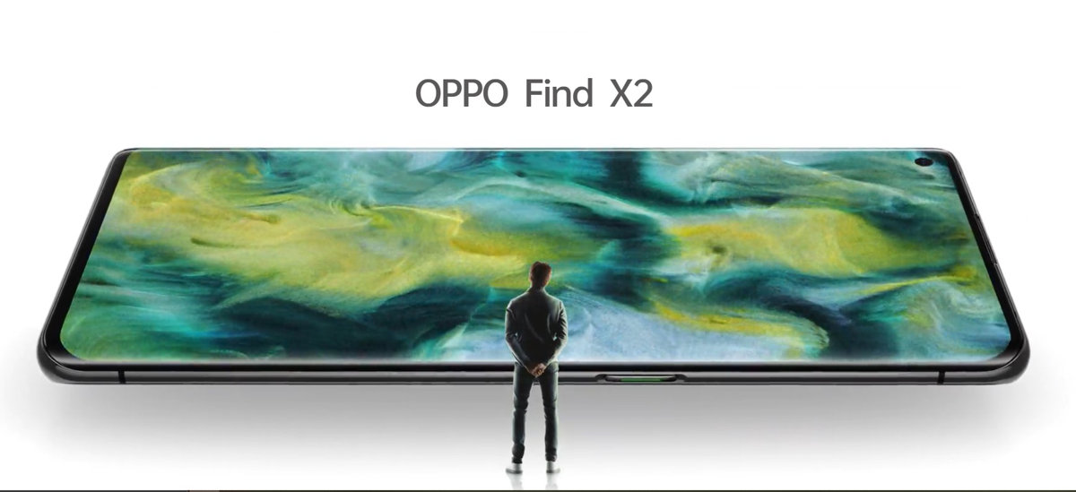 OPPO Find X2 Pro wallpapers download