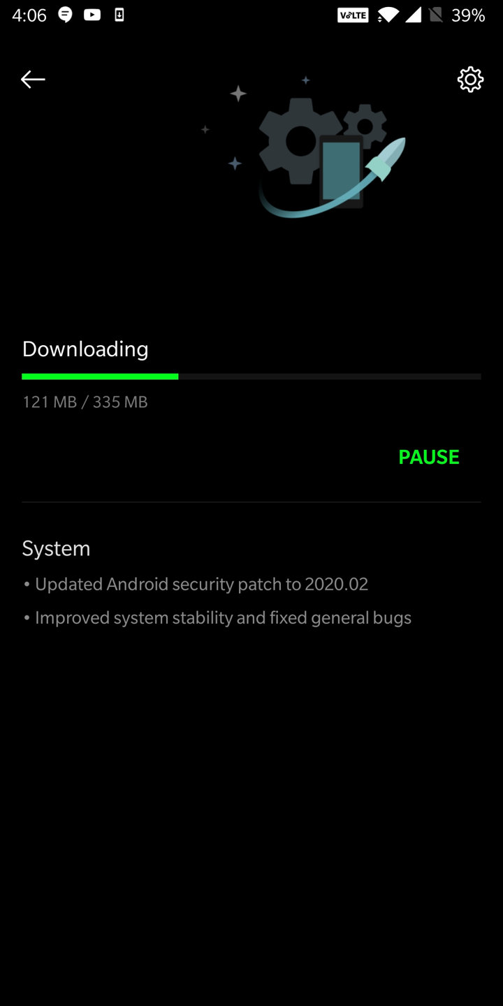 Oxygen OS 9.0.11 OTA update for OnePlus 5