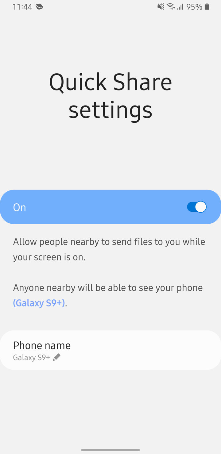 Quick Share APK download