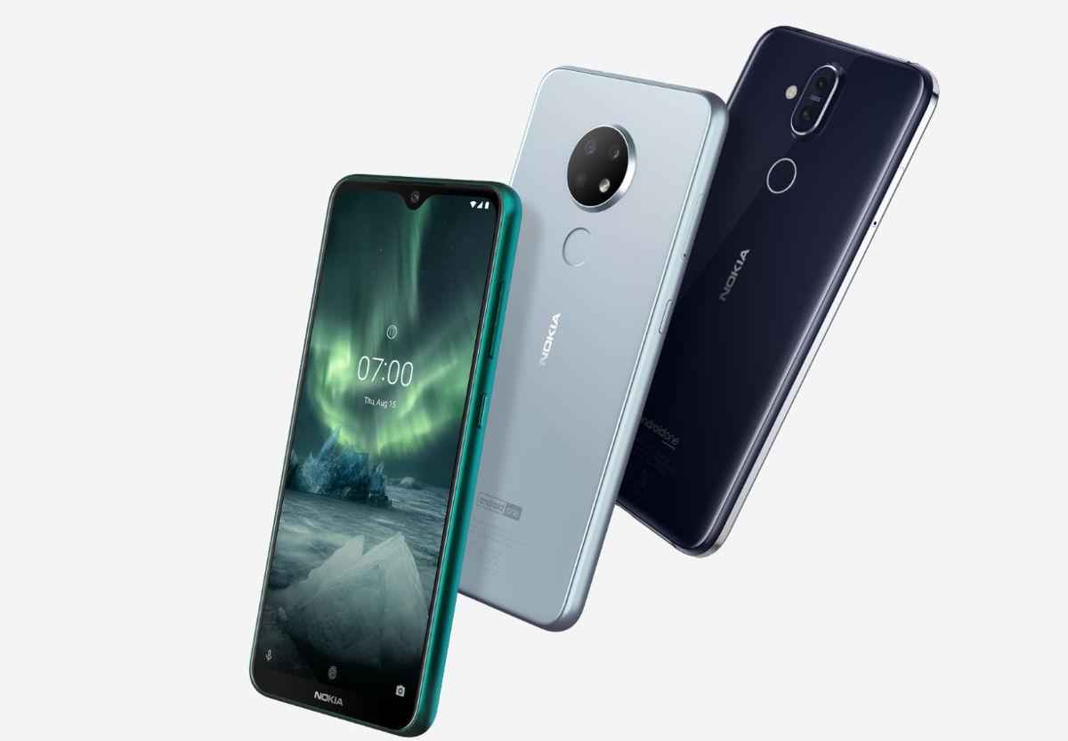 Nokia 7.2 Android 10
