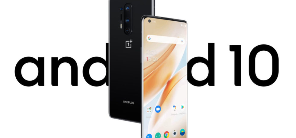 Download latest Oxygen OS 10 firmware update for OnePlus 8 and 8 Pro