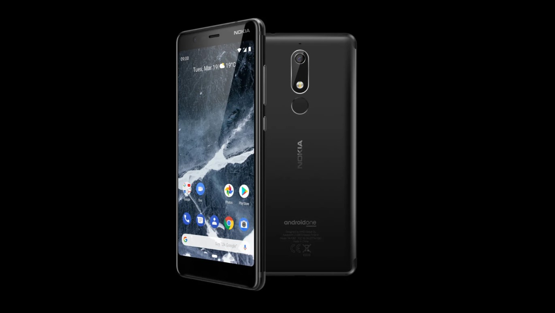Nokia 5.1 Android 10
