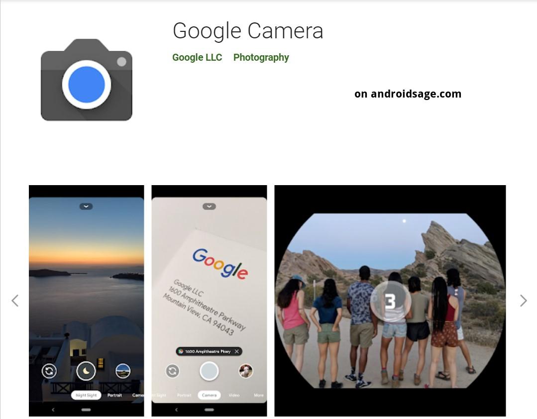 Download New Pixel 5 Google Camera 7 4 201 Apk Gcam 7 4 201