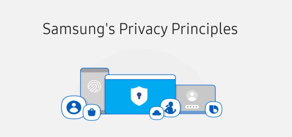 Samsung Privacy Center