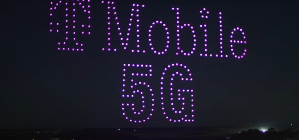 World's First Nationwide T-Mobile Standalone 5G Network
