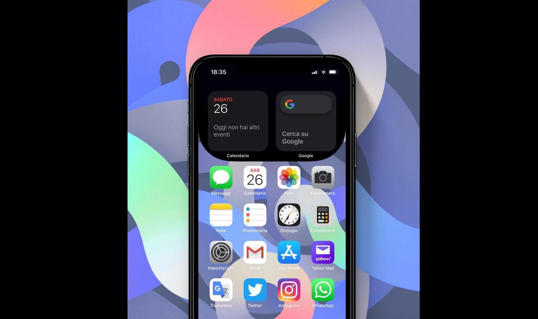 Download Ios 14 Widget Wallpapers For Iphones