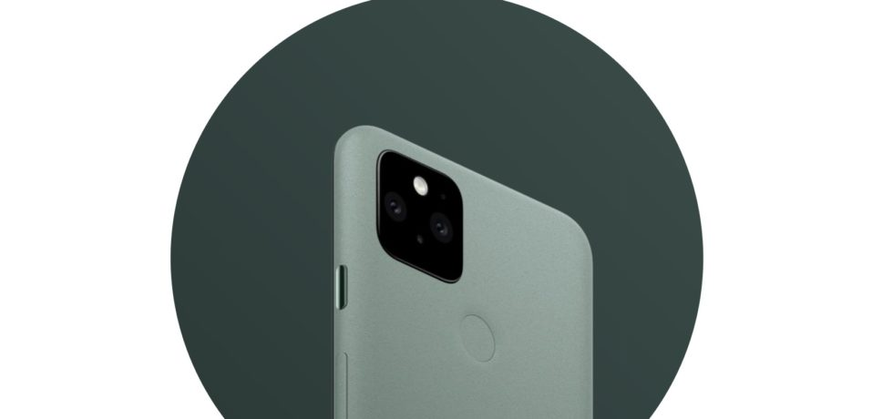 Google Camera 8.0 from Pixel 5 APK download